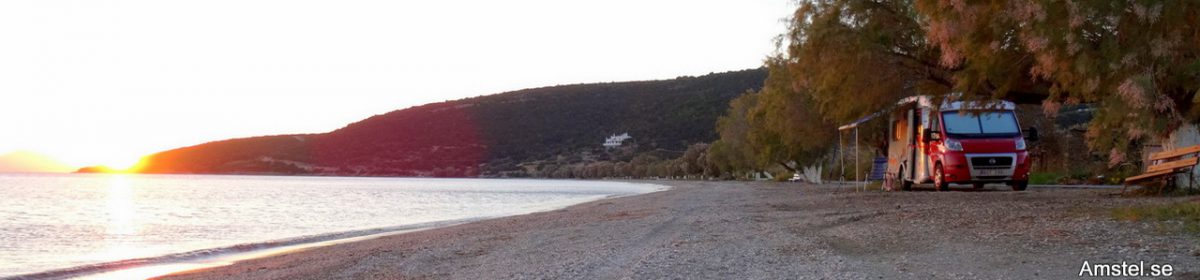 Exploring Greece by Motorhome