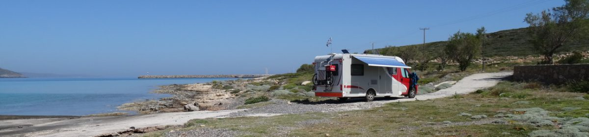 Exploring Greece by Motorhome